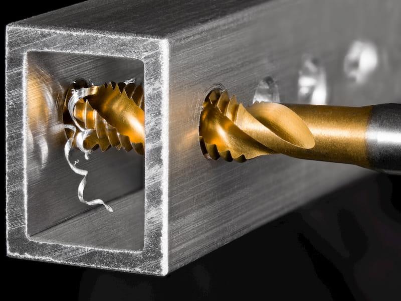 Mechanische Bearbeitung - CNC Fräsen